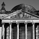 Reichstag by Ulf Buschmann