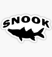 Simply Snook  Sticker