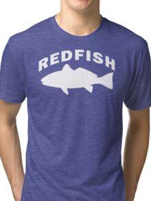 Simply Redfish Tri-blend T-Shirt