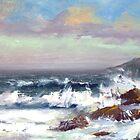 Tide coming in by Patricia Elliott