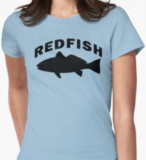 Simply Redfish  Women's Fitted T-Shirt