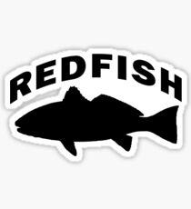 Simply Redfish  Sticker