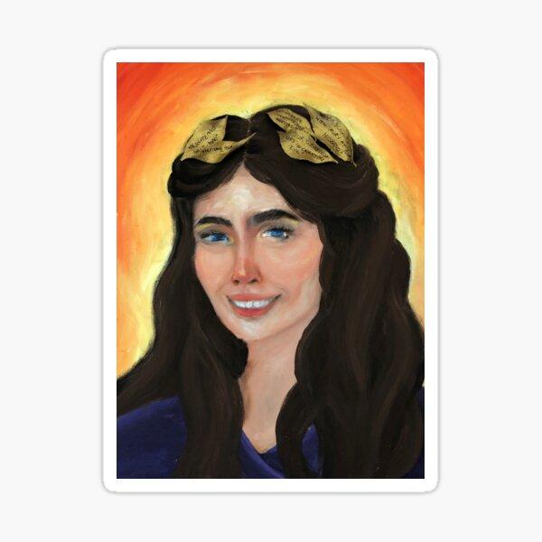 Medea Glossy Sticker