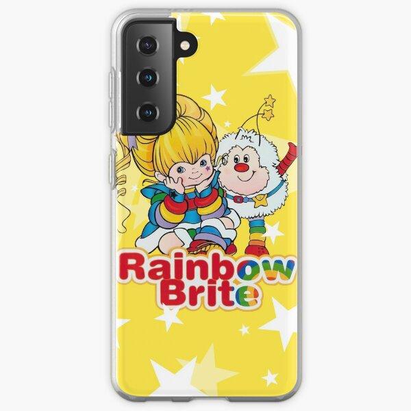 Rainbow Brite Samsung Galaxy Soft Case