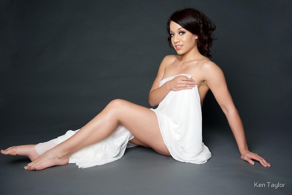 Michelle - Draped by Ken Taylor