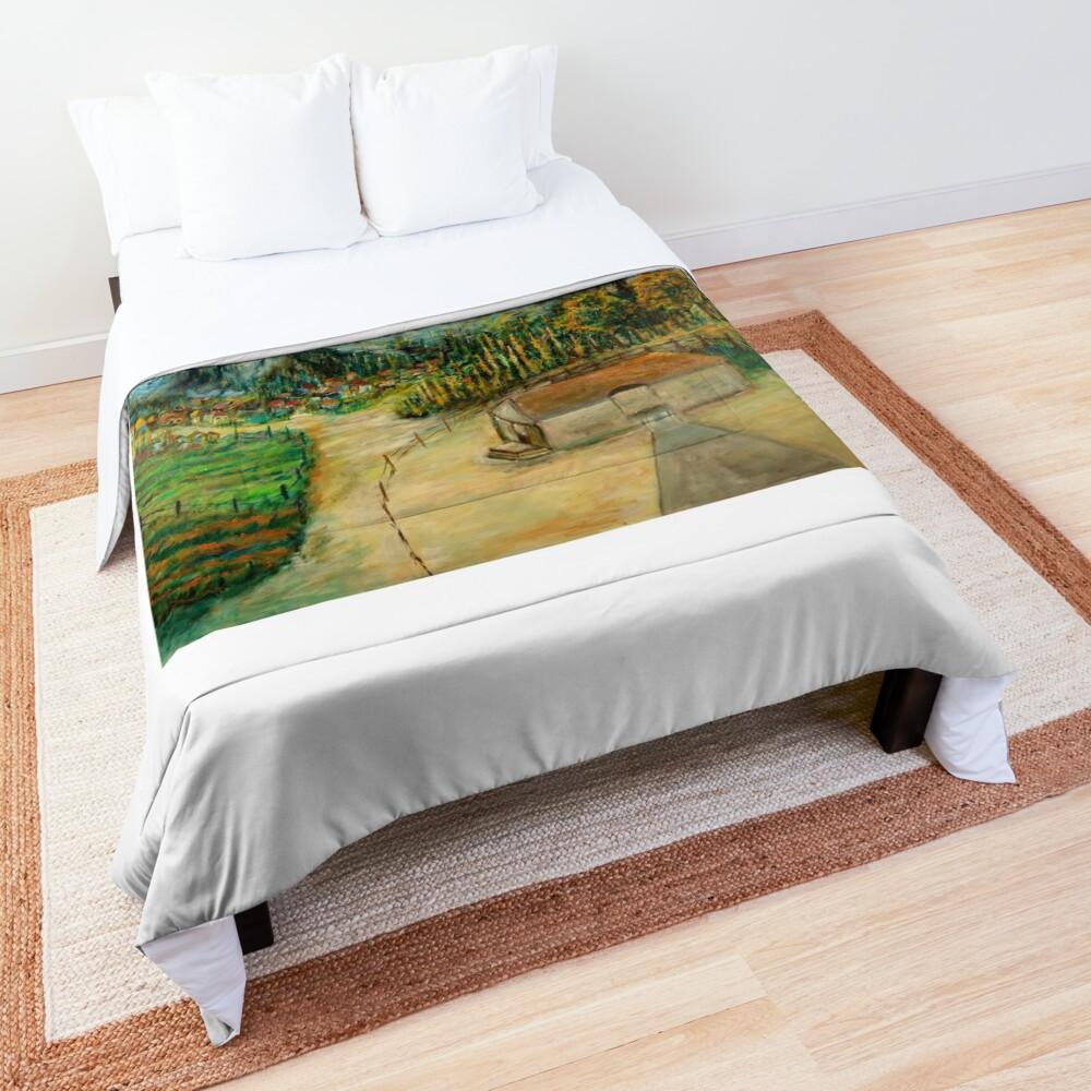 Mountain Villages Comforter