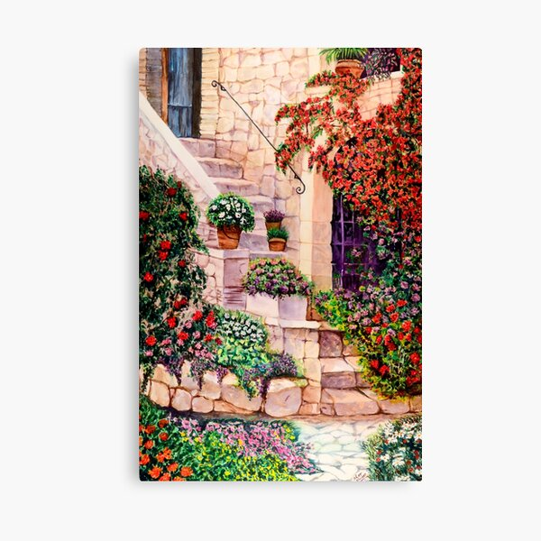 House in Oyster Bay Canvas Print