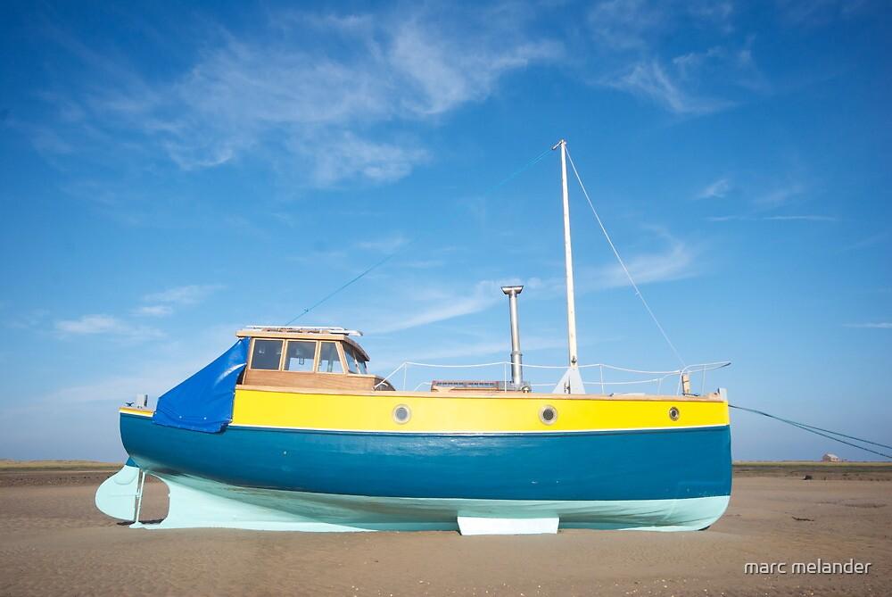 Colour boat by marc melander