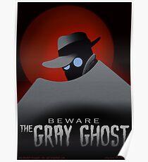 Hüte dich vor dem grauen Geist! Poster