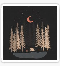 Campfire Drawing Stickers