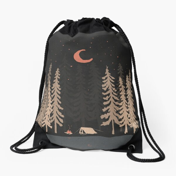 Feeling Small... Drawstring Bag