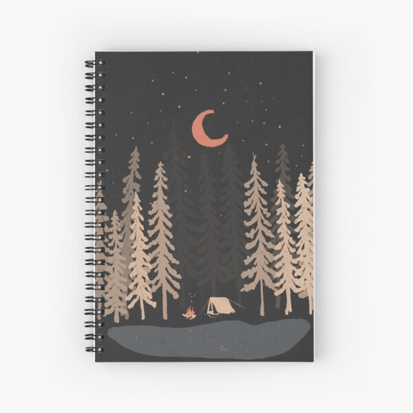 Feeling Small... Spiral Notebook