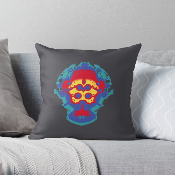Yage Vision 2 Throw Pillow