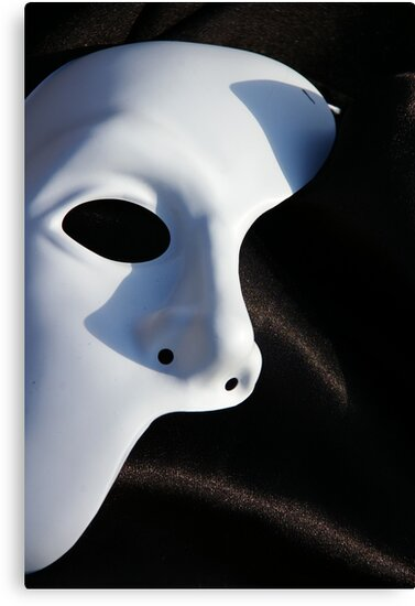Don't Mask Your Love Of Opera by David McMahon