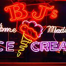 BJ's Ice Cream Shop by Karin  Hildebrand Lau