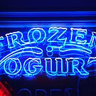 Frozen Yogurt by Karin  Hildebrand Lau