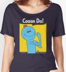 Meeseeks can do! Women's Relaxed Fit T-Shirt
