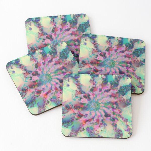 Fractalize Coasters (Set of 4)