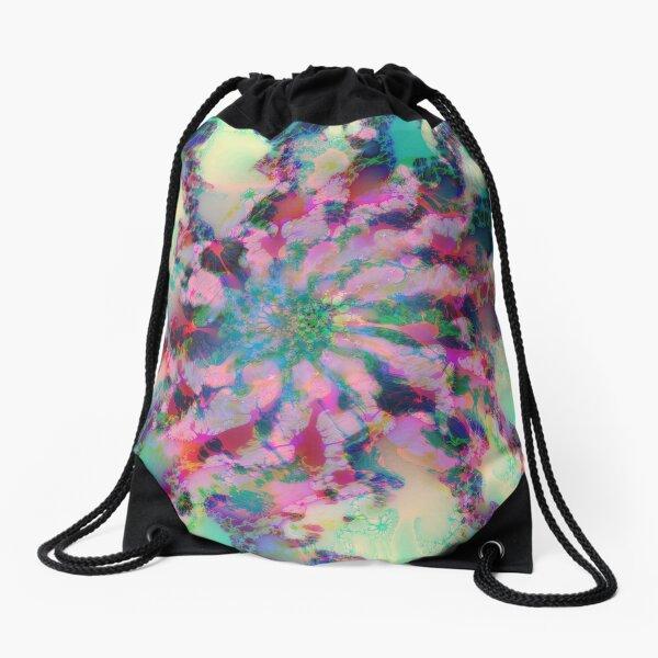 Fractalize Drawstring Bag