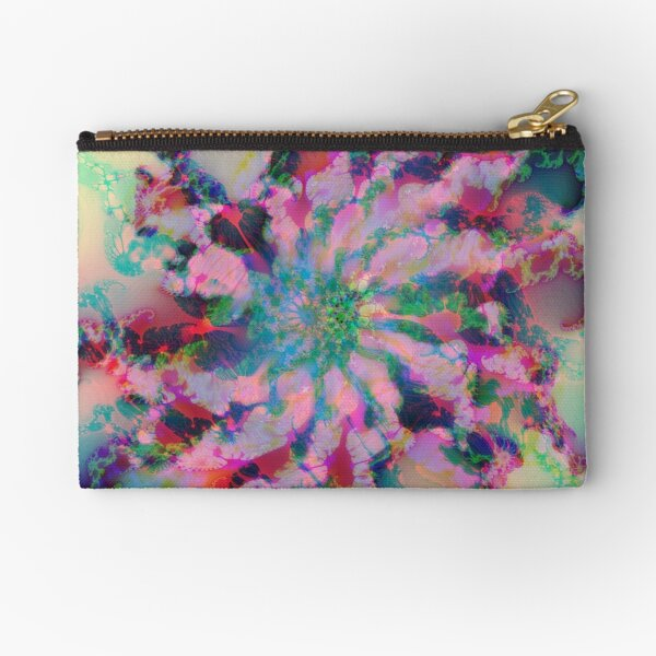 Fractalize Zipper Pouch