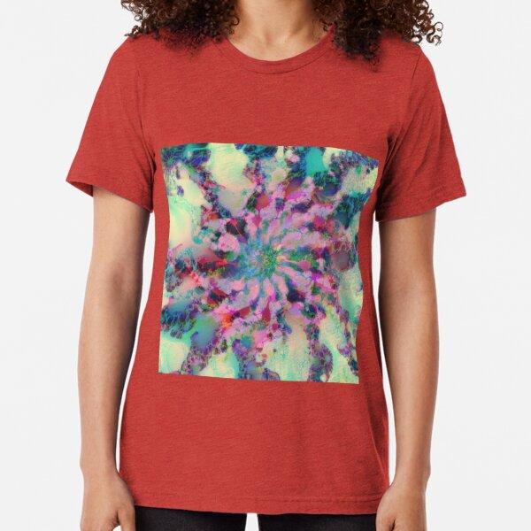 Fractalize Tri-blend T-Shirt