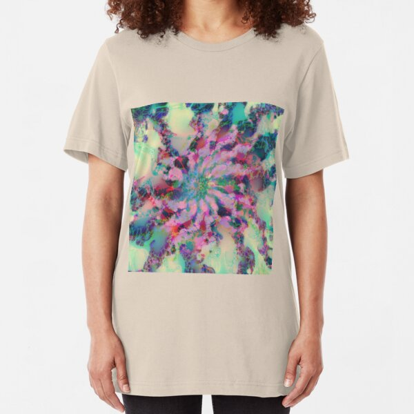 Fractalize Slim Fit T-Shirt