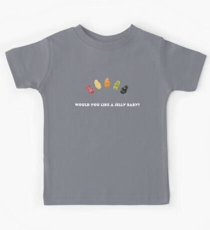 Would You Like a Jelly Baby? Kids Clothes