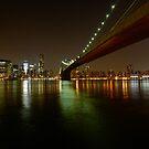 New York by Chrissy Edye