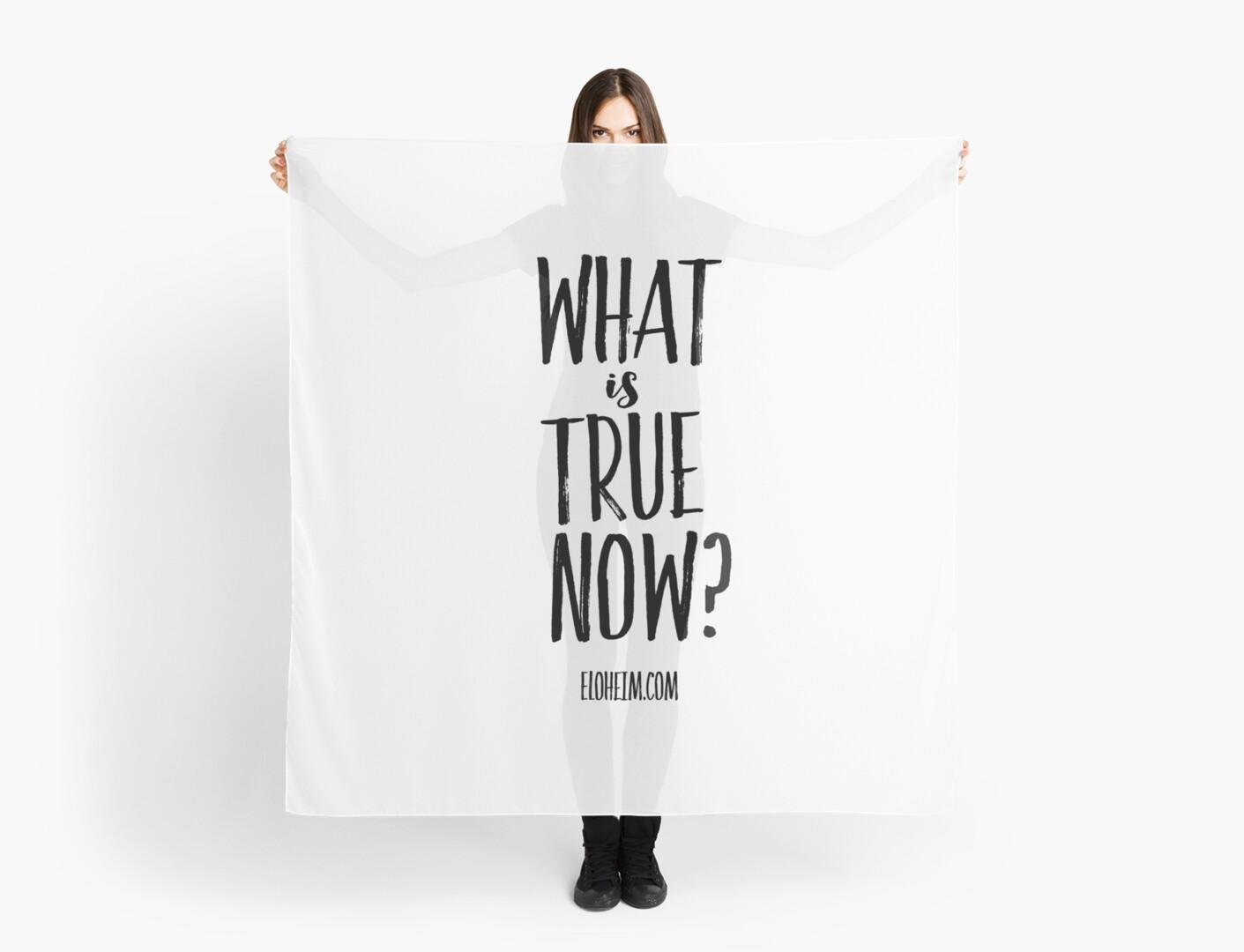 What is True Now? - Black by eloheim