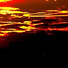Sunset Abstract by Chris1249
