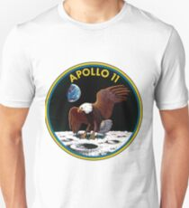 Apollo 11: The Eagle Has Landed Unisex T-Shirt