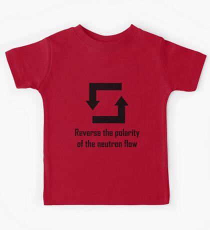 Reverse the Polarity of the Neutron Flow Kids Clothes