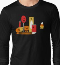 Nobody Likes Candy Corn Long Sleeve T-Shirt