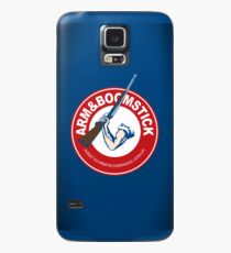 Arm&Boomstick The standard of survival Case/Skin for Samsung Galaxy