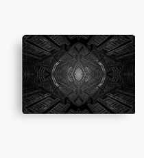 Alien spawning chamber Canvas Print