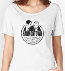 Harmontown Women's Relaxed Fit T-Shirt