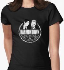 Harmontown Womens Fitted T-Shirt