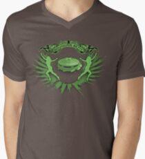 Bouncing Betty Men's V-Neck T-Shirt