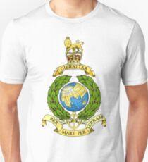Royal Marines Emblem Unisex T-Shirt