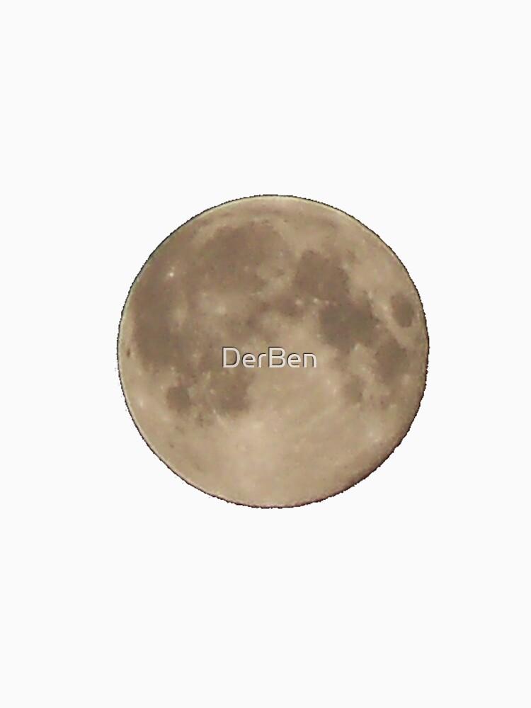 Moon by DerBen