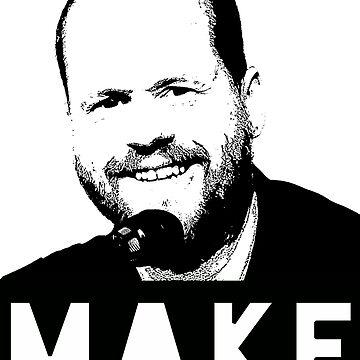 MAKE - Joss Whedon by KweenEl