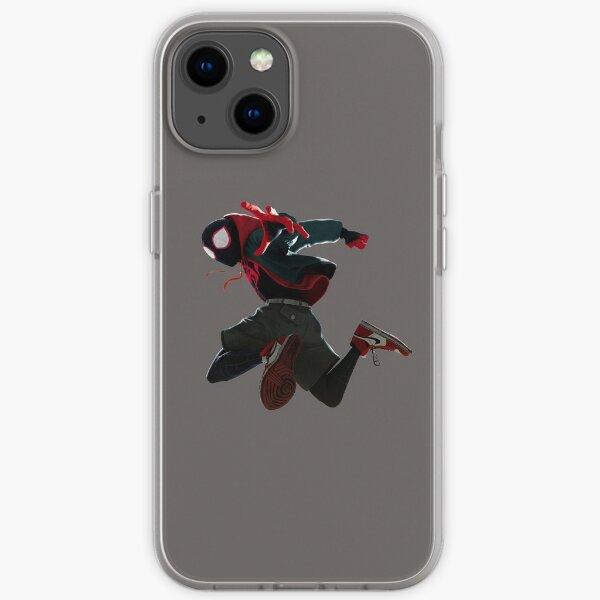 spidey iPhone Soft Case