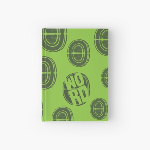 Word Hardcover Journal