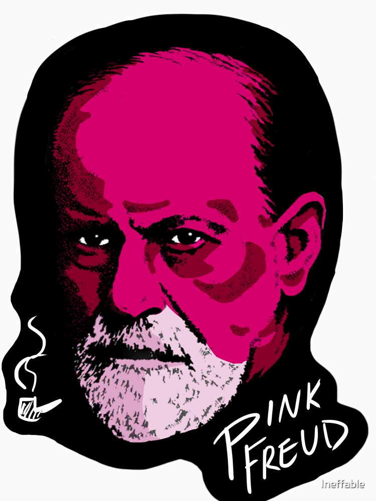 Pink Freud | Unisex T-Shirt