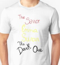 Two sides of Emma Swan T-Shirt