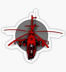 GunShip Sticker