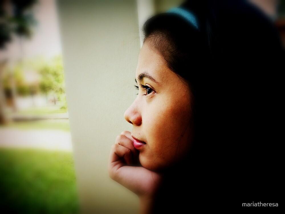 Tricia's elusive dream... by mariatheresa