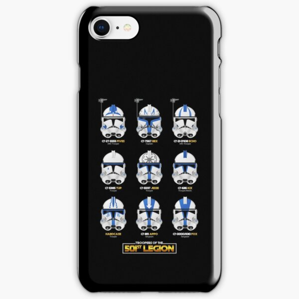 Troopers of the 501st Legion iPhone Snap Case