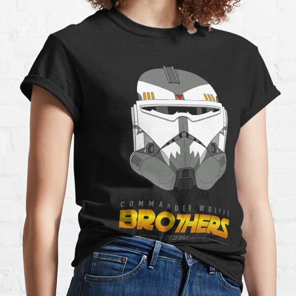 Commander Wolffe - Brothers Classic T-Shirt