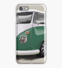Volkswagen T1 Bus -Love iPhone Case/Skin
